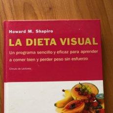 Libros: LIBRO DE DIETA. Lote 243208025