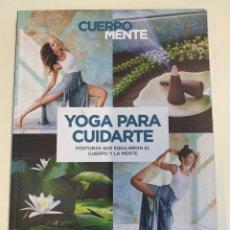 Libros: YOGA PARA CUIDARTE - LIBRO NUEVO. Lote 243769775