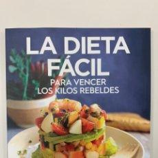 Libros: LIBRO DALUD NUEVO LA DIETA FACIL. Lote 243806115