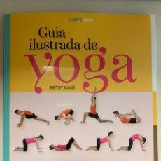 Libros: LIBRO NUEVO GUÍA ILUSTRADA DE YOGA. Lote 243830665
