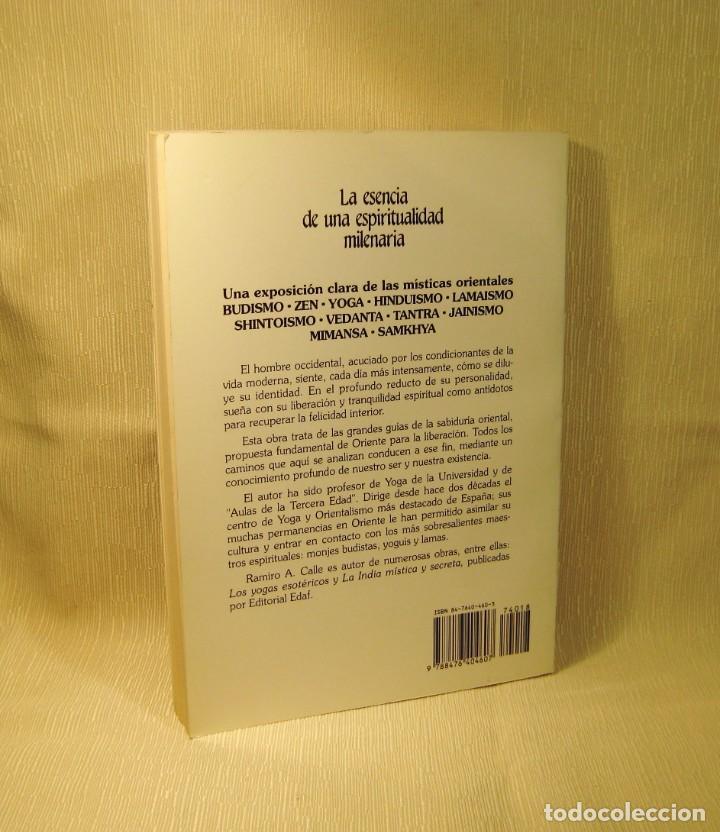 Libros: Libro GUÍA DE MÍSTICA ORIENTAL. RAMIRO CALLE - Foto 2 - 249121060