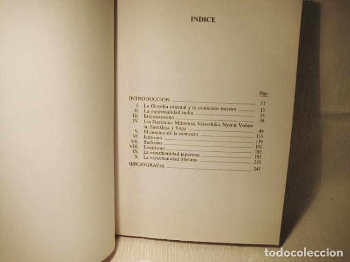 Libros: Libro GUÍA DE MÍSTICA ORIENTAL. RAMIRO CALLE - Foto 5 - 249121060