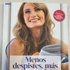 Libros: LIBRO MEMORIA - MENOS DESPISTES MÁS MEMORIA. Lote 249483155