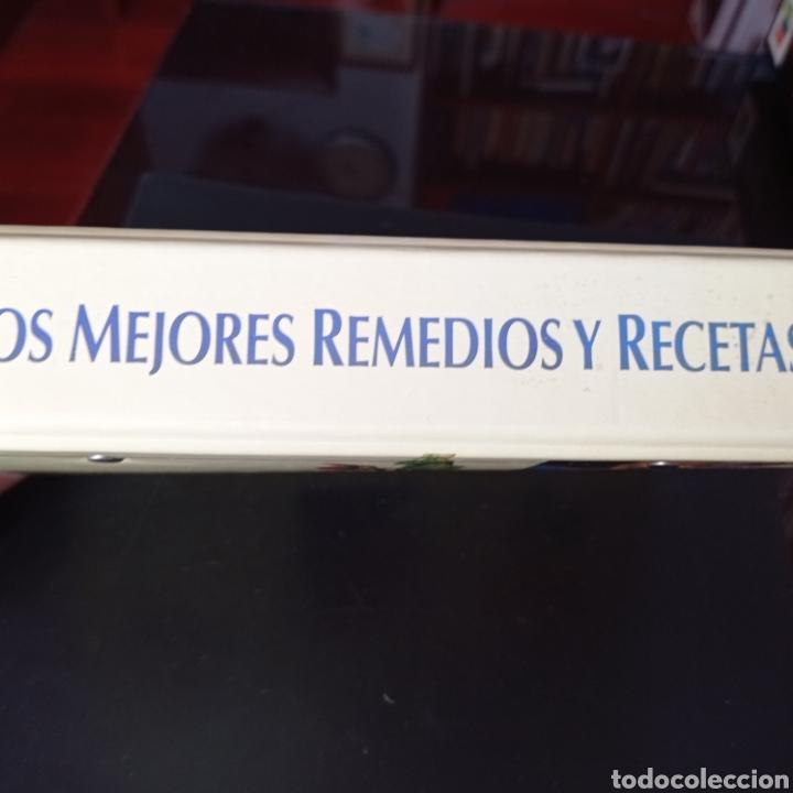 Libros: LA BOTICA DE LA ABUELA ,LOS MEJORES REMEDIOS Y RECETAS , ENVIO GRATIS - Foto 4 - 261606985