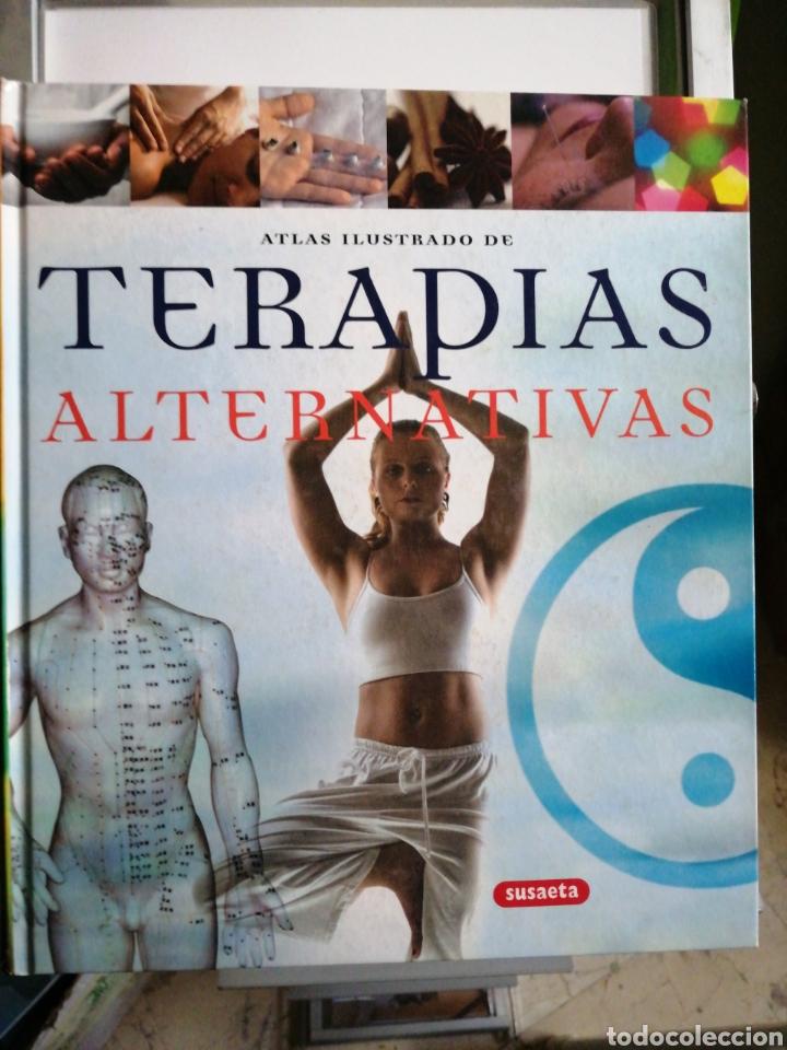 ATLAS ILUSTRADO TERAPIAS ALTERNATIVAS (Libros Nuevos - Ocio - Salud y Dietas)