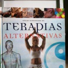 Libros: ATLAS ILUSTRADO TERAPIAS ALTERNATIVAS. Lote 266879009