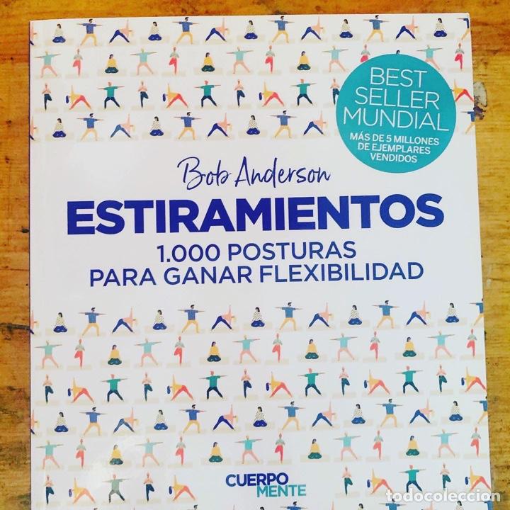 BOB ANDERSON 1000 POSTURAS PARA GANAR FLEXIBILIDAD (Libros Nuevos - Ocio - Salud y Dietas)
