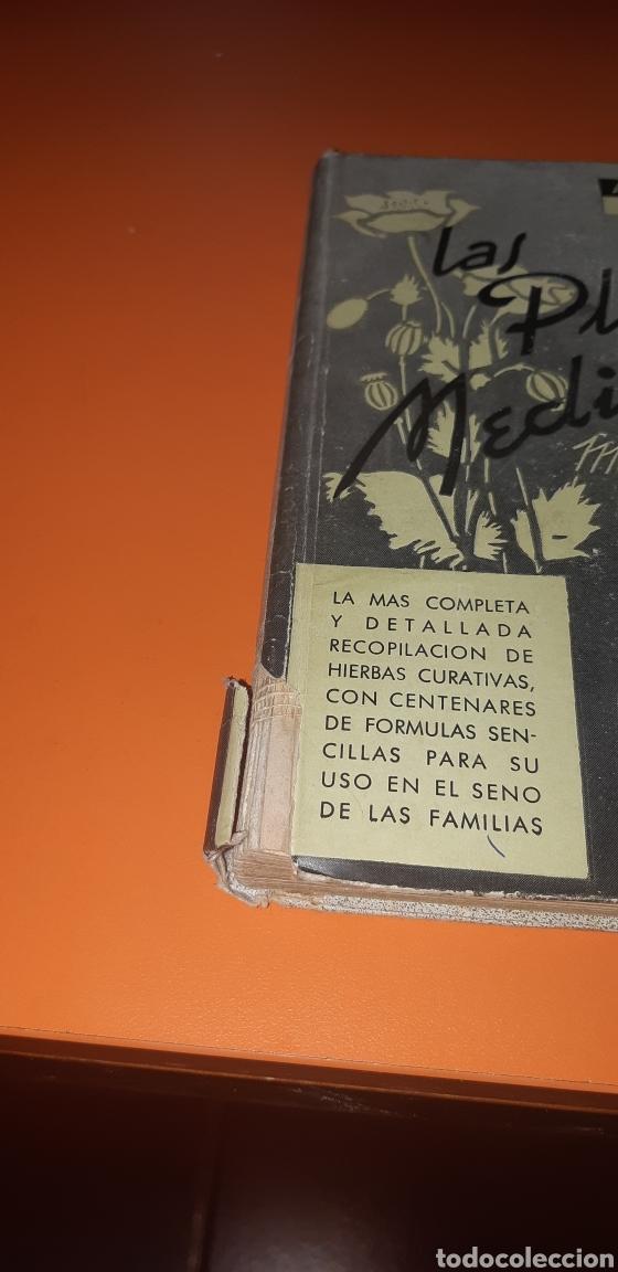 Libros: Libro plantas medicinales año 1940 - Foto 2 - 269002264