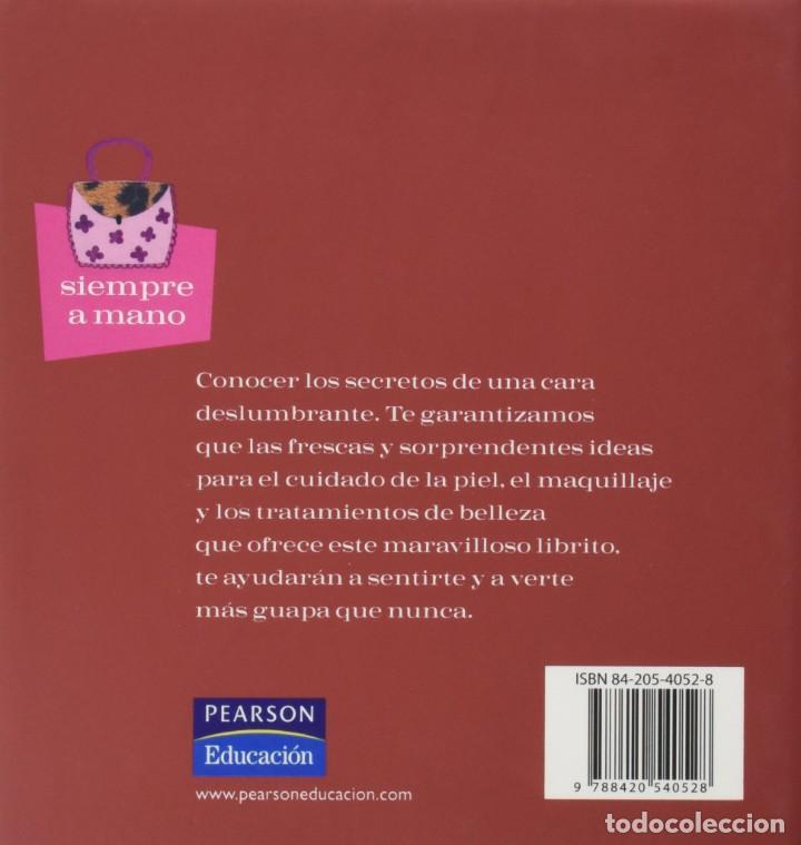 Libros: Quiero Cuidarme La Cara. 100 Trucos para maquillarse - Foto 2 - 269698353