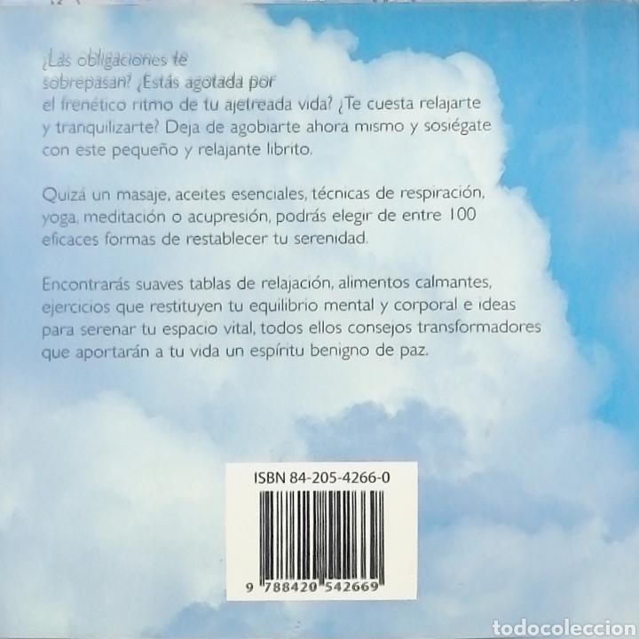 Libros: FRESCURA: 100 CONSEJOS PARA RELAJARSE. JENNY SUTCLIFFE - Foto 2 - 269718518