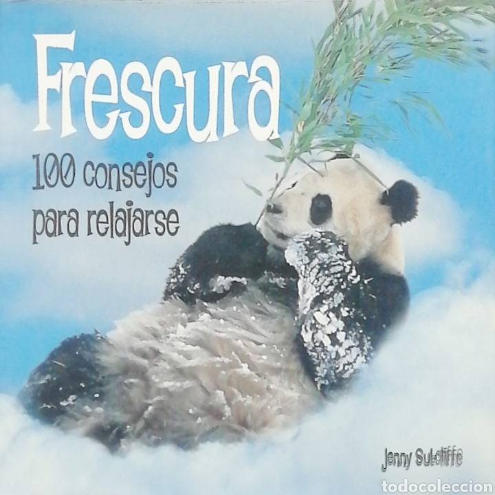 FRESCURA: 100 CONSEJOS PARA RELAJARSE. JENNY SUTCLIFFE (Libros Nuevos - Ocio - Salud y Dietas)