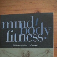 Libros: MIND/BODY FITNESS: FOCUS, PREPARATION, PERFORMANCE TOM SEABOURNE. YMAA PUBLICATION CENTER, 2000. Lote 270662488
