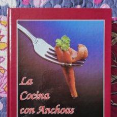 Libros: LA COCINA DE ANCHOAS SANTISTEBAN. Lote 281865733
