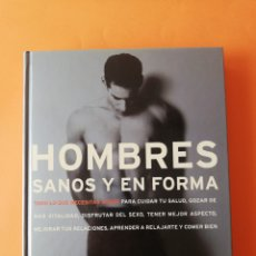 Libros: LIBRO HOMBRES SANOS Y EN FORMA. Lote 286690663