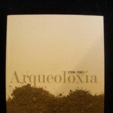 Libros de segunda mano: ARQUEOLOXIA 1990-2005.MUSEO PROVINCIAL DE LUGO. ALCORTA Y CARNERO VAZQUEZ 321 PAG. Lote 26147969