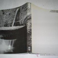 Libros de segunda mano: REVISTA DO MUSEO MUNICIPAL QUIÑONES DE LEÓN CASTRELOS 11 HOMENAXE A ÁNGEL ILARRI GIMENO VIGO RM50347. Lote 25967579
