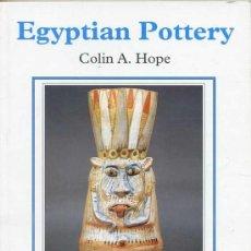 Libros de segunda mano: EGYPTIAN POTTERY. Lote 28566185