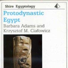 Libros de segunda mano: PROTODYNASTIC EGYPT. Lote 28566223