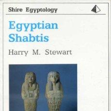 Libros de segunda mano: EGYPTIAN SHABTIS. Lote 28566457