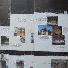 Libros de segunda mano: REVISTA ARQUEOLÓGICA PORTUS. 8 NÚMEROS DEL BOLETIM DE ARQUEOLOGIA PORTUENSE (PORTUGAL). Lote 30249323