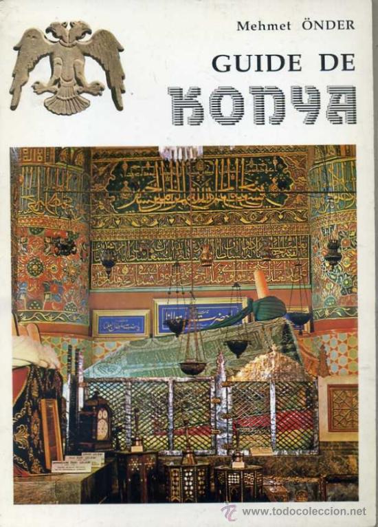 GUÍA DE KONYA - TURQUÍA - ARTE ISLÁMICO -EN FRANCÉS (Libros de Segunda Mano - Ciencias, Manuales y Oficios - Arqueología)