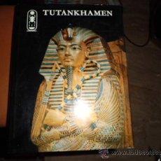 Libros de segunda mano: LIBRO TUTANKHAMEN DE NOBLENCOURT ED.NOGUER 5 ED. 1980 EN CASTELLANO. Lote 32833202