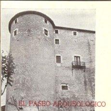 Libros de segunda mano: EL PASEO ARQUEOLÓGICO DE GERONA – JAIME MARQUÉS CASANOVAS. Lote 33322759