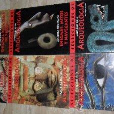 Libros de segunda mano: LOTE DE 8 LIBROS MISTERIOS DE LA ARQUEOLOGIA EXCELENTE ESTADO Nº 2,3,4,5,6,7,8,9 VER FOTOS. Lote 34312391