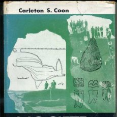 Libros de segunda mano: CARLETON S. COON : LAS SIETE CUEVAS - ESPELEOLOGÍA -UN ANTROPÓLOGO EN BUSCA DEL PASADO (LABOR, 1967). Lote 60554346