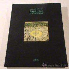 Libros de segunda mano: ARTE ROMANO. ARQUITECTURA Y URBANISMO. (COORDINADORA PILAR LEÓN) . Lote 35960533