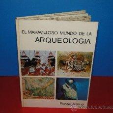 Libros de segunda mano - EL MARAVILLOSO MUNDO DE LA ARQUEOLOGÍA.--R JESSUP - 36113003
