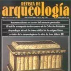Libros de segunda mano: REVISTA DE ARQUEOLOGIA - Nº 243 - MARQUES DE SANTILLANA - ROMA - CASTROS - NUEVA DE KIOSKO SIN USO. Lote 36432922