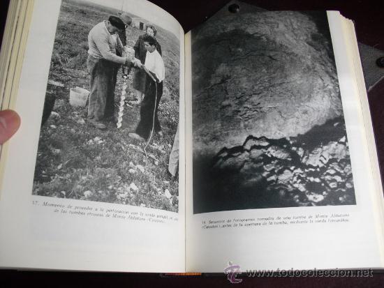 Libros de segunda mano: CADA PIEDRA ES UN MUNDO ARQUEOLOGIA ANTONIO ARRIBAS - Foto 4 - 36619285