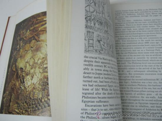 Libros de segunda mano: RARO - La Arqueologia en tierras de la Biblia - BBC - Magnus Magnusson - en ingles - Foto 2 - 37464561