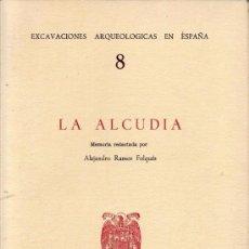 Libros de segunda mano - La Alcudia. Alejandro Ramos Folqués. - 107252454