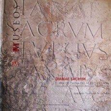 Libros de segunda mano: ANA B. RODRÍGUEZ DE LA ROBLA, DIANAE SACRUM. EL ARA DE DIANA DEL MUSEO DE LEÓN.. Lote 38581539