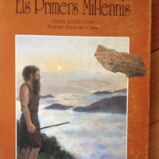 Libros de segunda mano: ELS PRIMERS MIL.LENIS, QUADERNS D'HISTORIA D'OLOT, GABRIEL ALCALDE I FRANCESC BURJACHS- . Lote 38591540