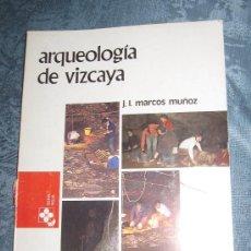 Libros de segunda mano: ARQUEOLOGÍA DE VIZCAYA N°117 J.I. MARCOS MUNOZ EDIT CAJA DE AHORROS VIZCAÍNA AÑO 1984. Lote 38864748
