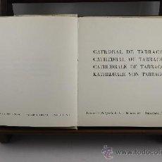 Libros de segunda mano: 3683- CATEDRAL DE TARRAGONA. FRANCESC VICENS. EDIT. POLIGRAFA. 1970.. Lote 38950642