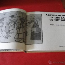 Libri di seconda mano: ARCHAEOLOGY IN THE LAND OF THE BIBLE.-AVRAHAM NEGEV. Lote 39489198