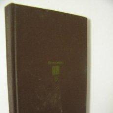 Libros de segunda mano: ANTROPOLOGIA,CLYDE KLUCKHOHN,1965,FONDO CULTURA ECONOMICA ED ,Nº 13, REF BREVIARIOS 2C4. Lote 41452107
