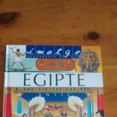 Libros de segunda mano: L'EGIPTE ANTIC / ÉMILIE BEAUMONT / 1ª EDICIÓN / 2005. Lote 42137974