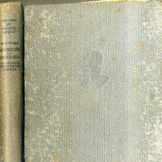 Libros de segunda mano: MARTÍN ALMAGRO : INTRODUCCIÓNA A LA ARQUEOLOGÍA (APOLO, 1941) - CON AUTÓGRAFO DEL ARQUEÓLOGO. Lote 42828684