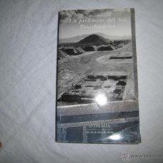 Libros de segunda mano: LA PIRAMIDE DEL SOL TEOTIHUACAN ANTOLOGIA EDUARDO MATOS.-1ª EDICION 1995. Lote 43768819