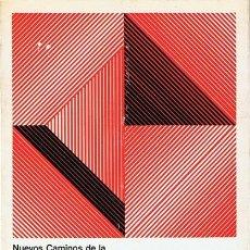Libros de segunda mano: NUEVOS CAMINOS DE LA ARQUITECTURA SUIZA J. BACHMANN Y S.VON MOOS. Lote 44339987