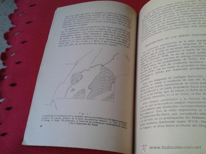 Libros de segunda mano: LIBRO CONGRESOS DE ARQUEOLOGIA Y GEOLOGIA DE ARGEL 1952 (CSIC MADRID 1954) IDEA - Foto 2 - 45589858