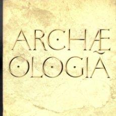 Libros de segunda mano: ARCHAELOGÍA ( ARQUEOLOGÍA ). BARBIÉ, GALERÍA DE ARTE. 30 X 21 CMTRS. 22 PÁGINAS.. Lote 46186486