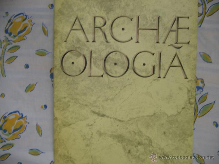 Libros de segunda mano: Archaelogía ( Arqueología ). Barbié, Galería de Arte. 30 x 21 cmtrs. 22 páginas. - Foto 8 - 46186486