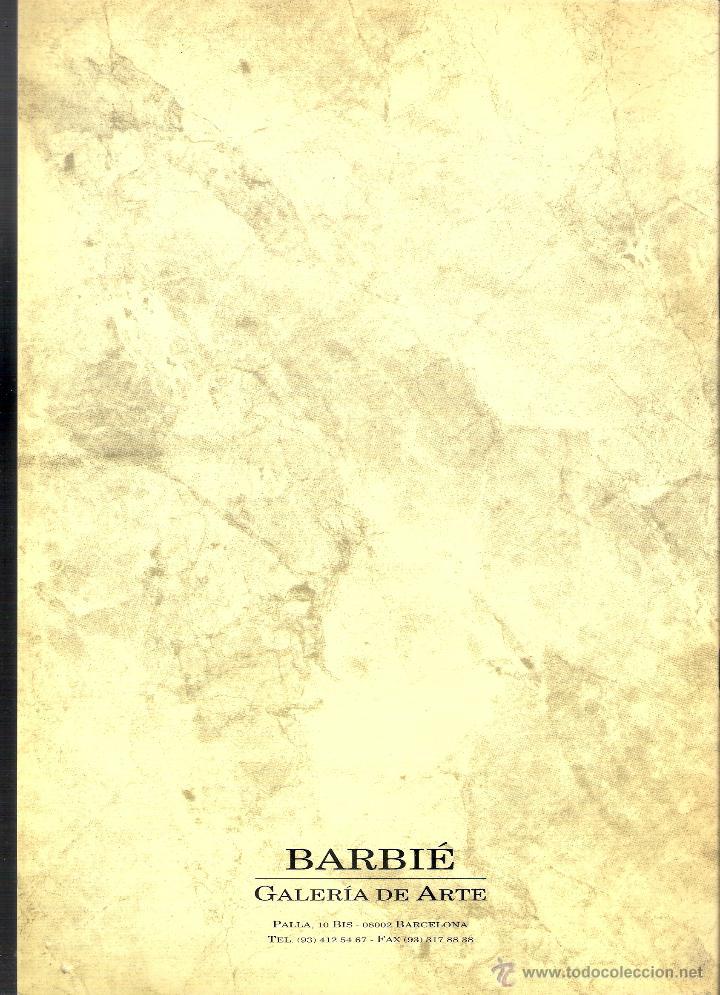 Libros de segunda mano: Archaelogía ( Arqueología ). Barbié, Galería de Arte. 30 x 21 cmtrs. 22 páginas. - Foto 9 - 46186486