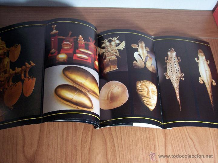 Libros de segunda mano: ORO PRECOLOMBIANO (Nº 5 NOVIEMBRE DE 1989) MAYR & CABAL LTDA. EDITORES - Foto 6 - 46757067